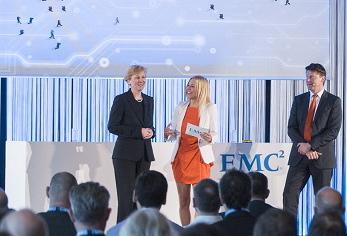 EMC, Sabine Bendiek, Joey Grit Winkler, Martin Boeker