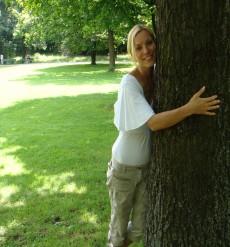 Baum umarmen (hoch)