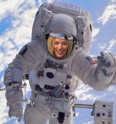 Jo als Astronaut-klein