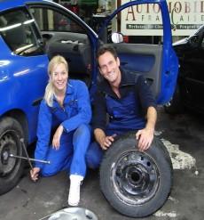 Joey Grit Winkler & Fero Andersen